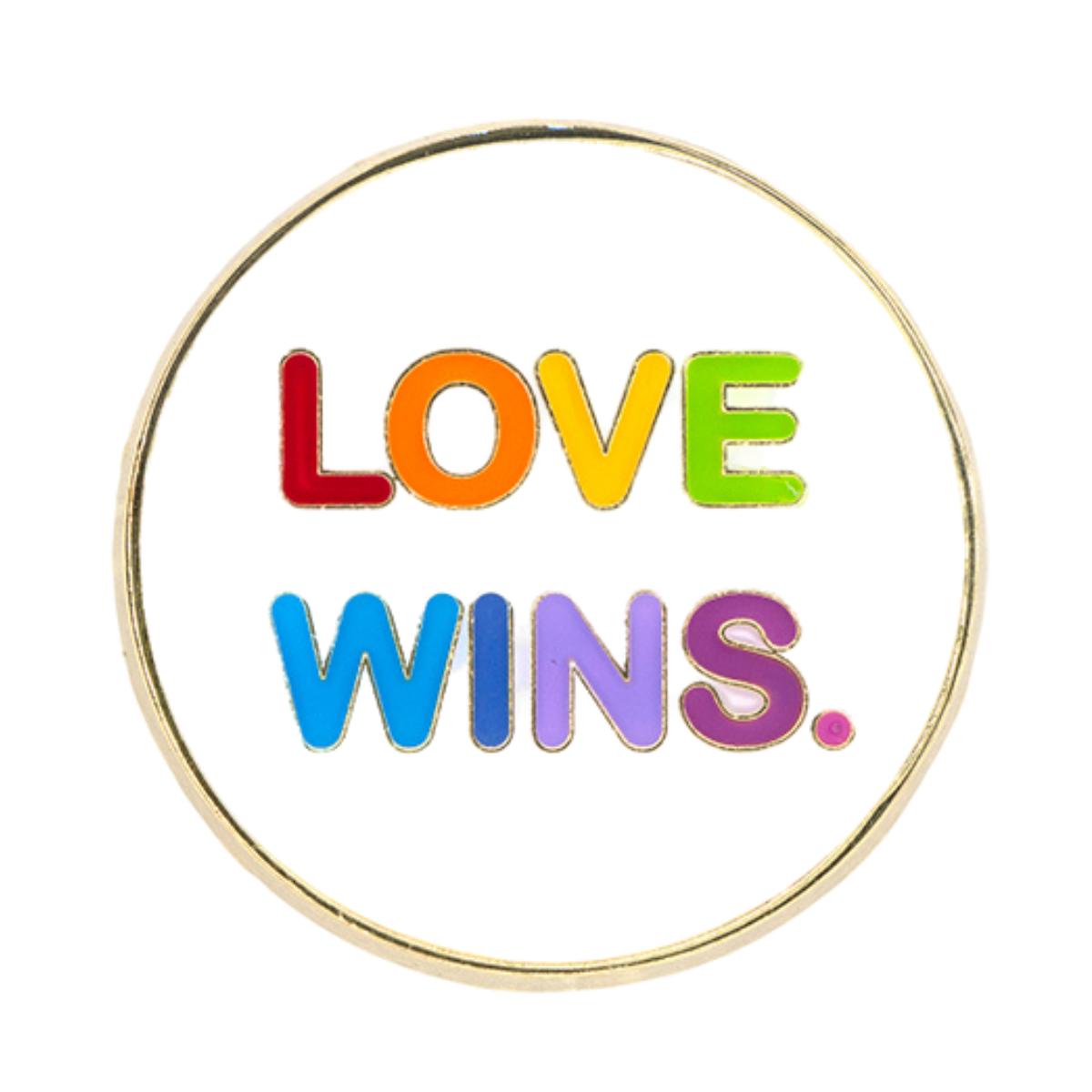 Love Wins Snap