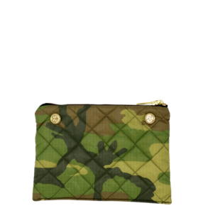 Reversible Pouch - Camo / Black