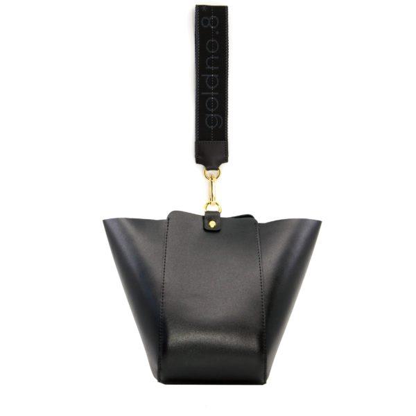 trapezoid clutch