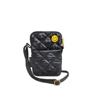 The Essential Phone Bag - Black